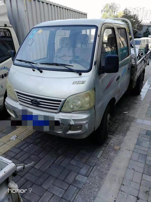 北汽黑豹黑豹Q3 載貨車  96匹 2012年12月 4x2