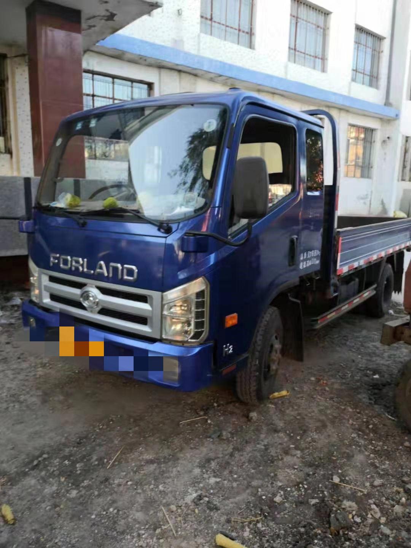 時代康瑞 載貨車  56匹 2012年09月 4x2