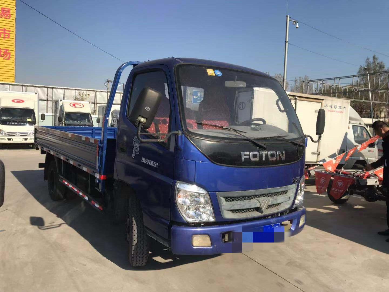 福田奧鈴奧鈴CTX 載貨車  125匹 2012年04月 4x2