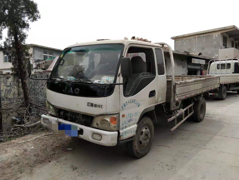 江淮駿鈴駿鈴E5 載貨車  110匹 2010年11月 4x2