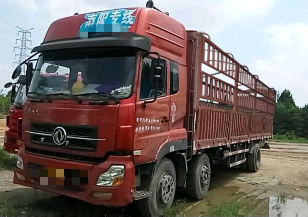 東風天龍 載貨車  245匹 2011年07月 6x2