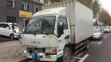 江淮其他车系 载货车  120匹 2017年06月 4x2