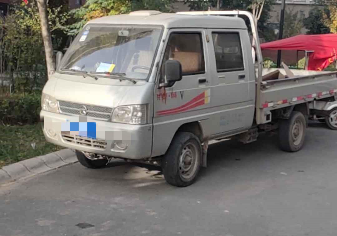 #其他品牌凱馬銳菱,載貨車  60匹 2013年03月 4x2