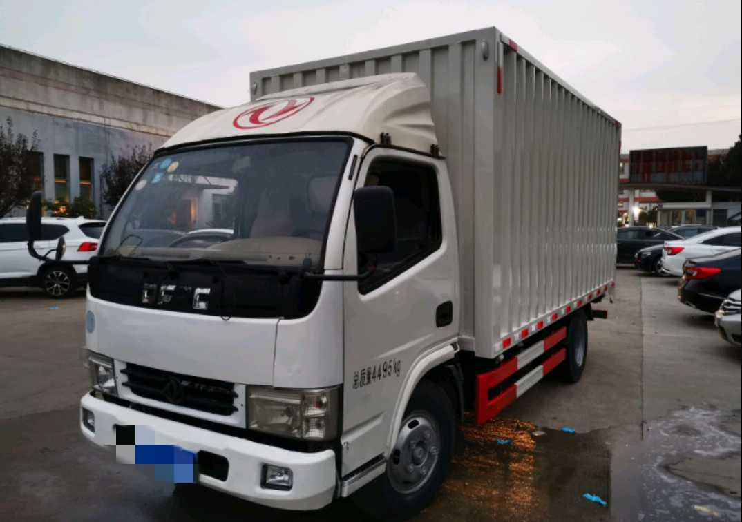 東風銳鈴 載貨車  120匹 2014年10月 4x2