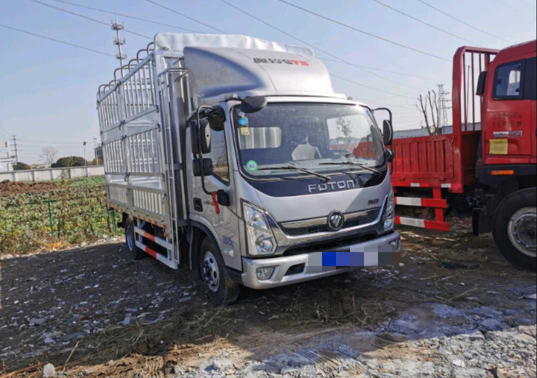 福田歐曼其他車系 載貨車  141匹 2019年08月 4x2