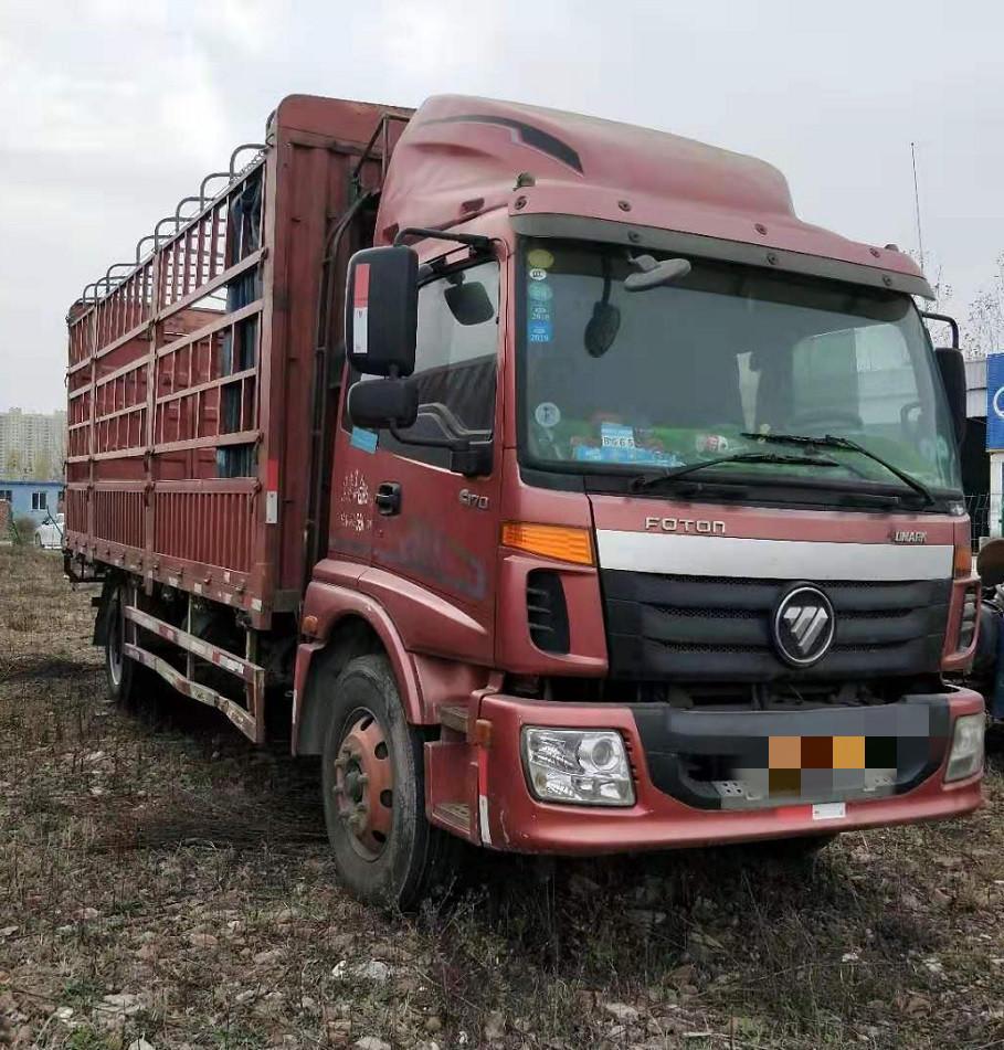 福田歐曼其他車系 載貨車  168匹 2014年10月 6x4