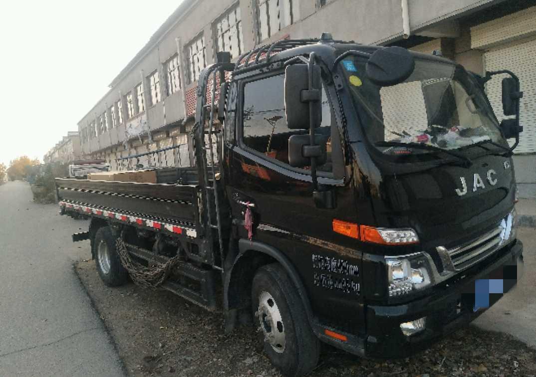 江淮其他車系 載貨車  150匹 2017年12月 4x2