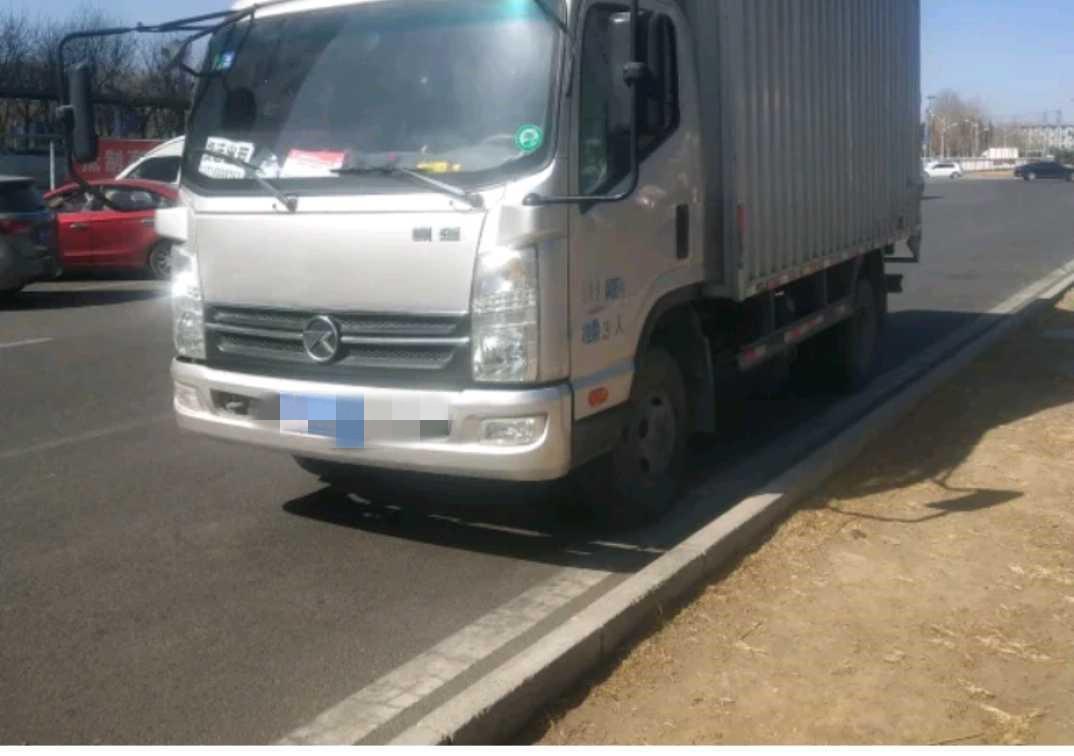 #其他品牌 载货车  143匹 2019年09月 4x2