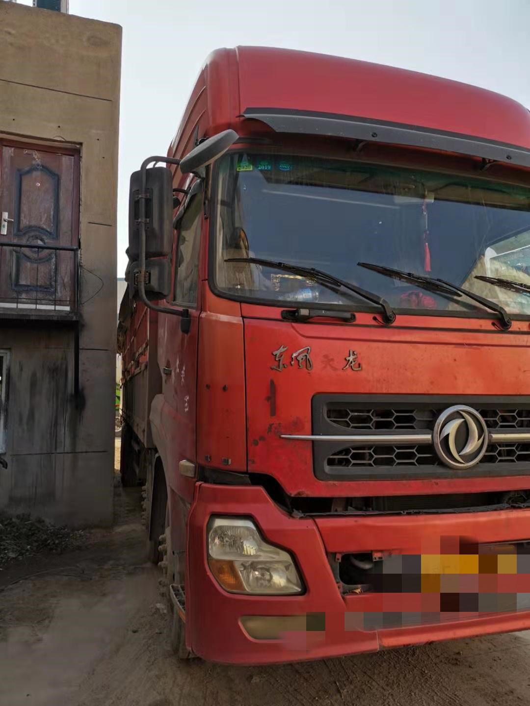 東風天龍 載貨車  260匹 2012年05月 8x4