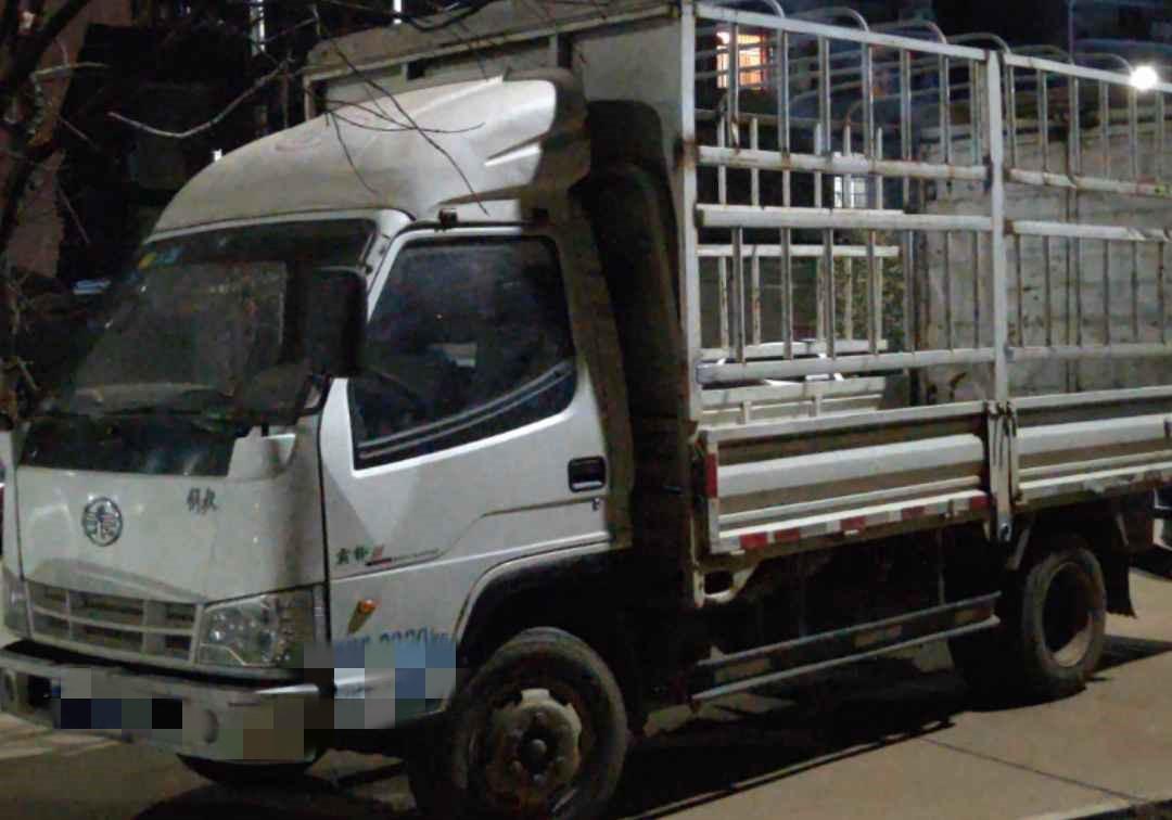 一汽解放其他車系 載貨車  130匹 2014年07月 4x2