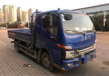 江淮其他车系 载货车  156匹 2019年02月 4x2