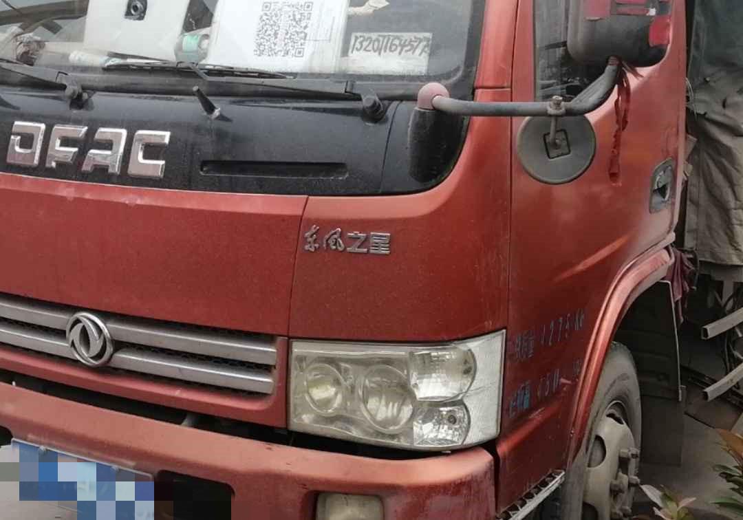 東風東風特商 載貨車  130匹 2014年02月 4x2