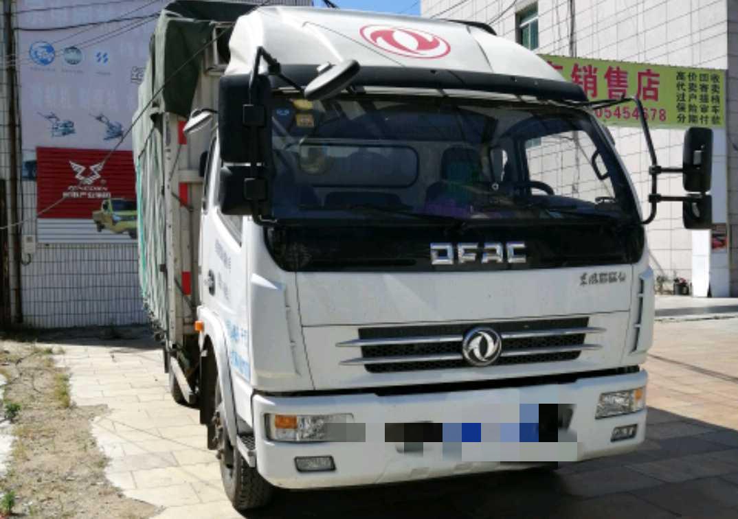 东风其他车系 载货车  115匹 2016年10月 4x2
