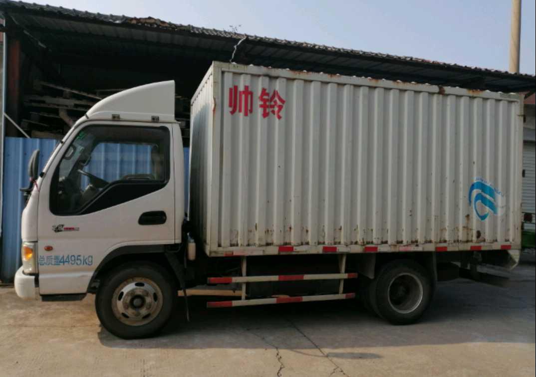 江淮其他车系 载货车  92匹 2012年03月 6x2