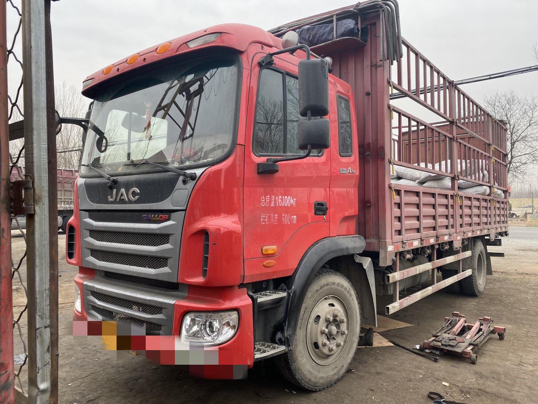 江淮格爾發 載貨車  185匹 2017年03月 4x2