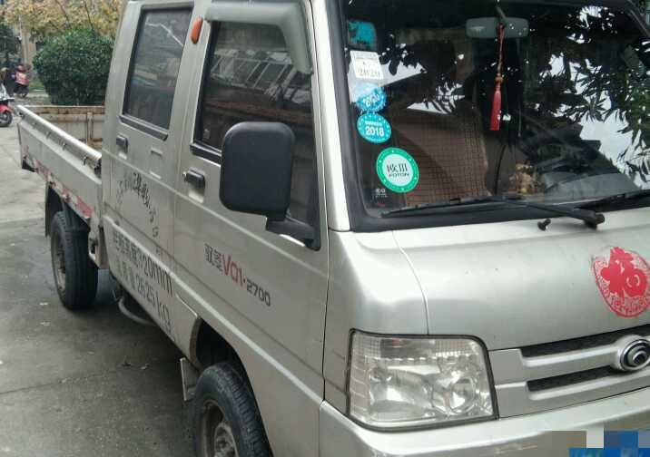 #其他品牌 载货车  52匹 2011年02月 4x2