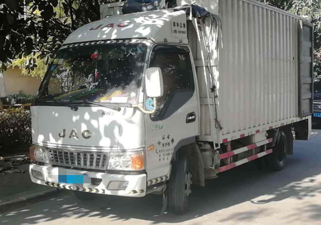 江淮其他車系 載貨車  120匹 2015年06月 4x2