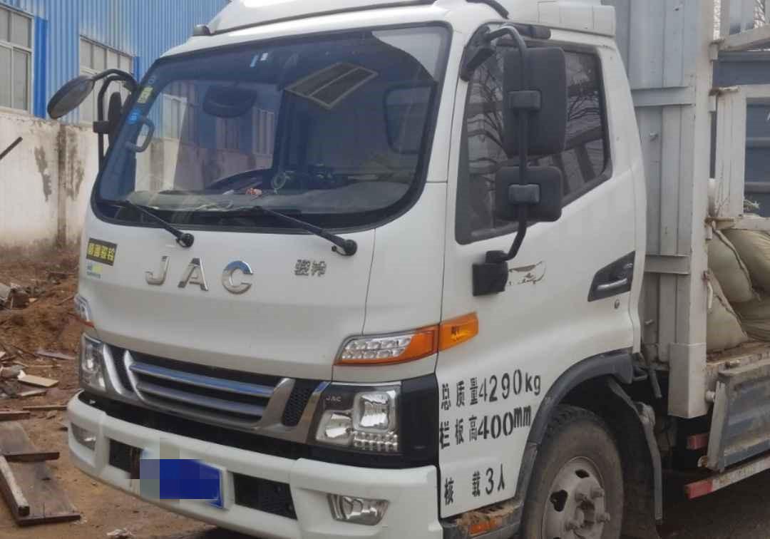 江淮其他車系 載貨車  160匹 2016年01月 4x2