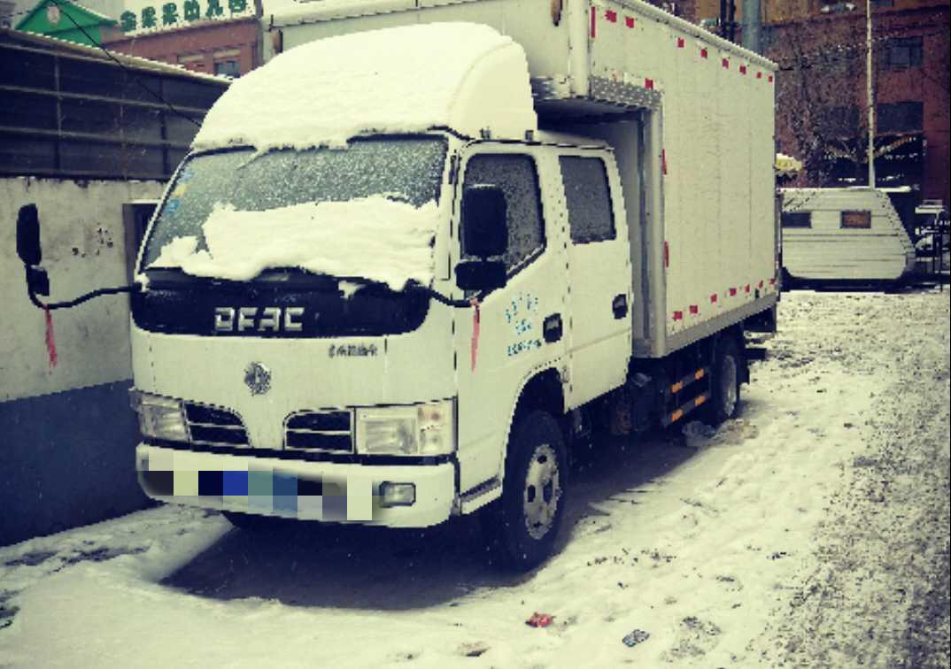 東風其他車系 載貨車  95匹 2017年11月 4x2
