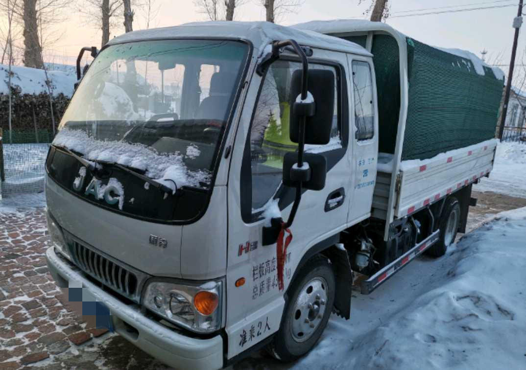 江淮其他車系 載貨車  88匹 2018年11月 4x2