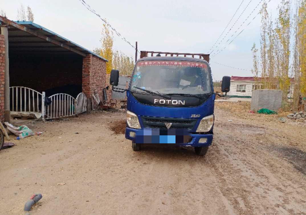 福田歐曼其他車系 載貨車  95匹 2011年10月 4x2