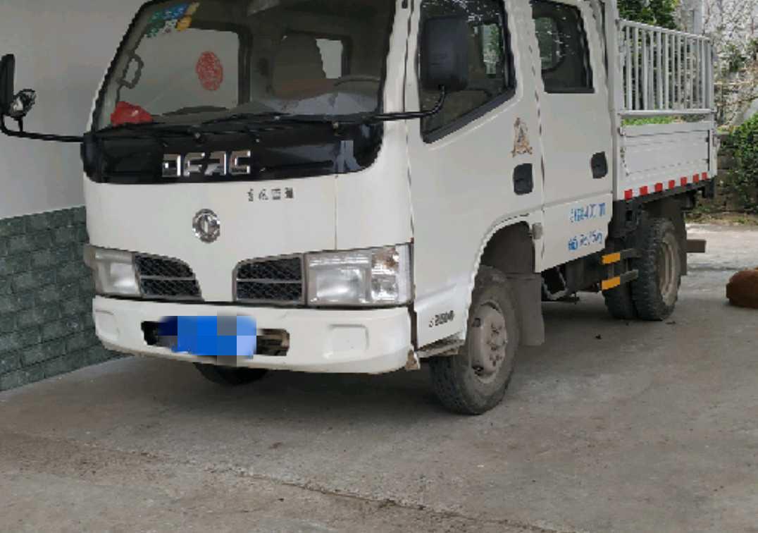 东风其他车系 载货车  76匹2014年01月 4×2 国三