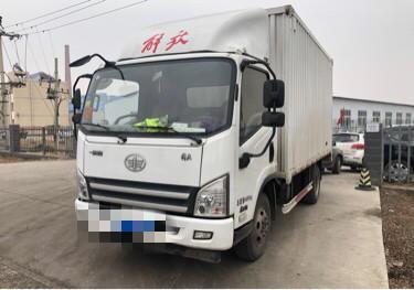 青島解放其他車系 載貨車  130匹 2018年05月 4x2
