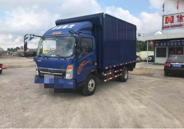 中國重汽豪曼 載貨車  154匹 2018年04月 4x2