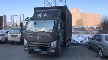 青島解放其他車系 載貨車  140匹 2019年01月 4x2