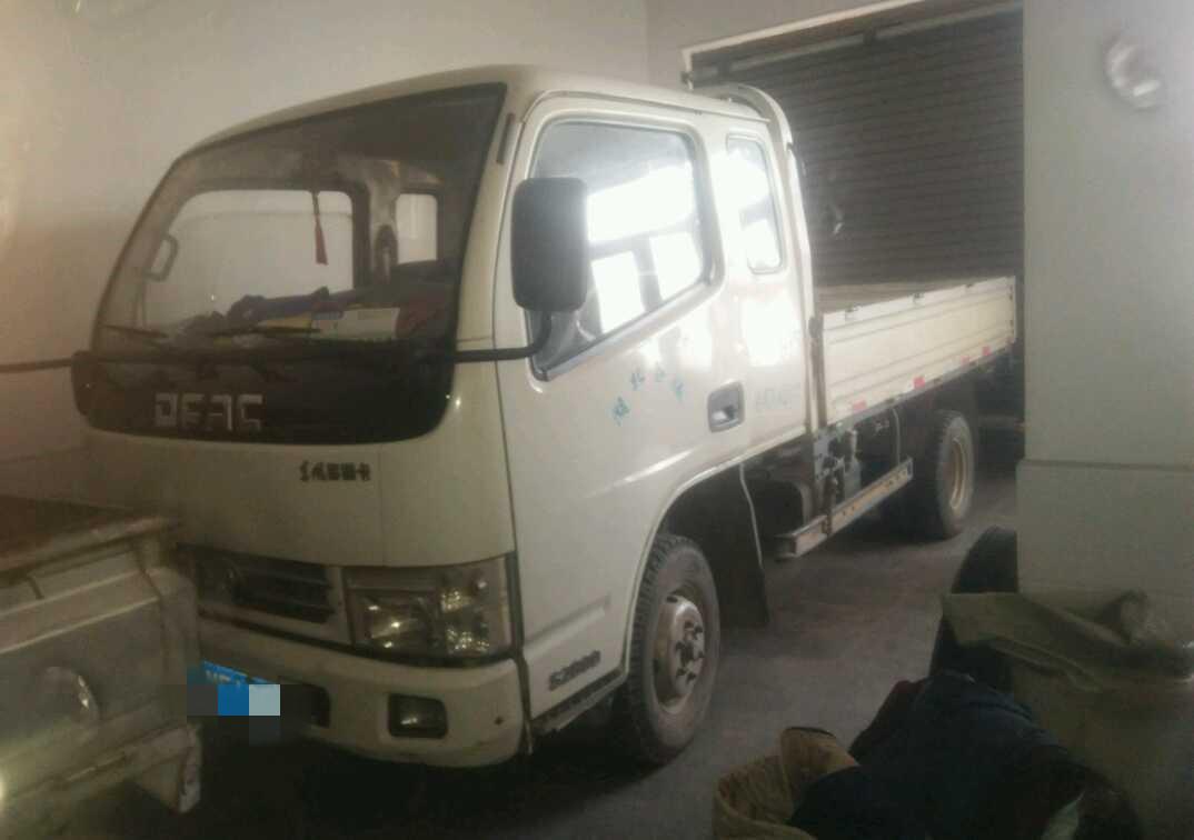 東風其他車系 載貨車  85匹 2010年01月 4x2