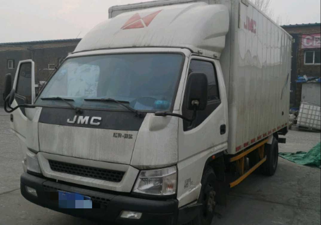 #其他品牌江鈴,載貨車  116匹 2017年09月 4x2