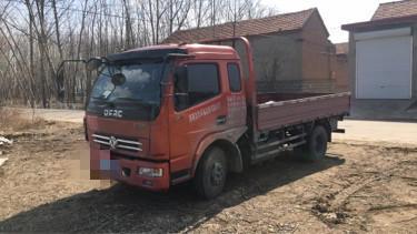 東風其他車系 載貨車  115匹 2017年04月 4x2