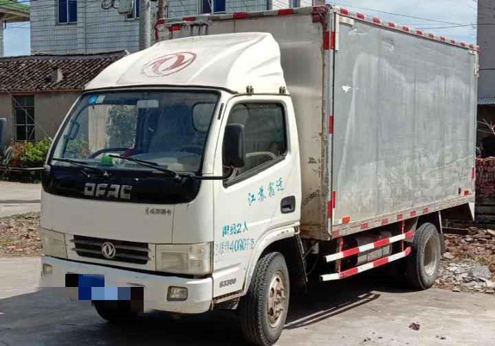 東風其他車系 載貨車  89匹 2011年07月 4x2