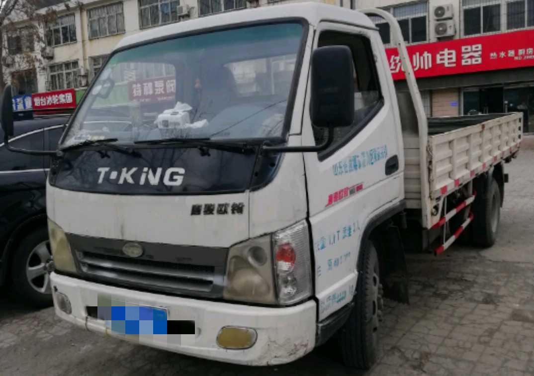 #其他品牌 載貨車  85匹 2010年03月 4x2