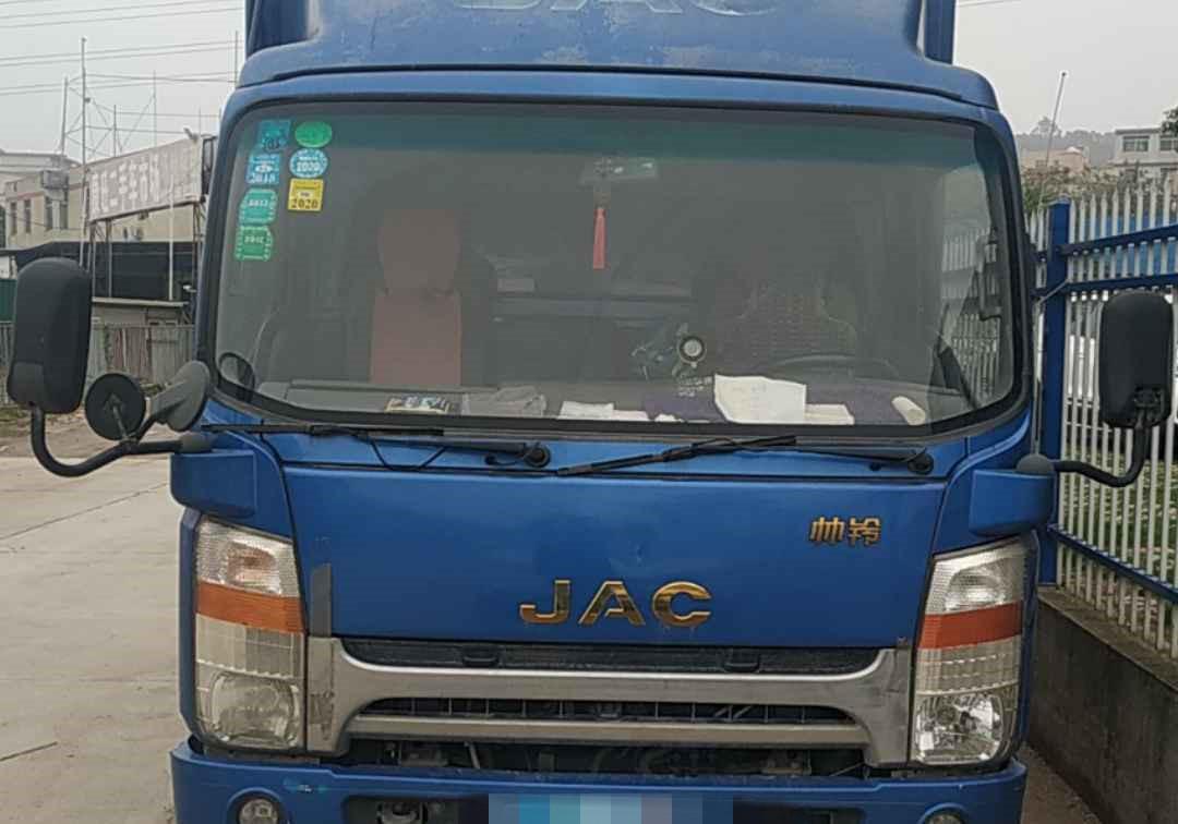 江淮其他車系 載貨車  138匹 2014年05月 4x2