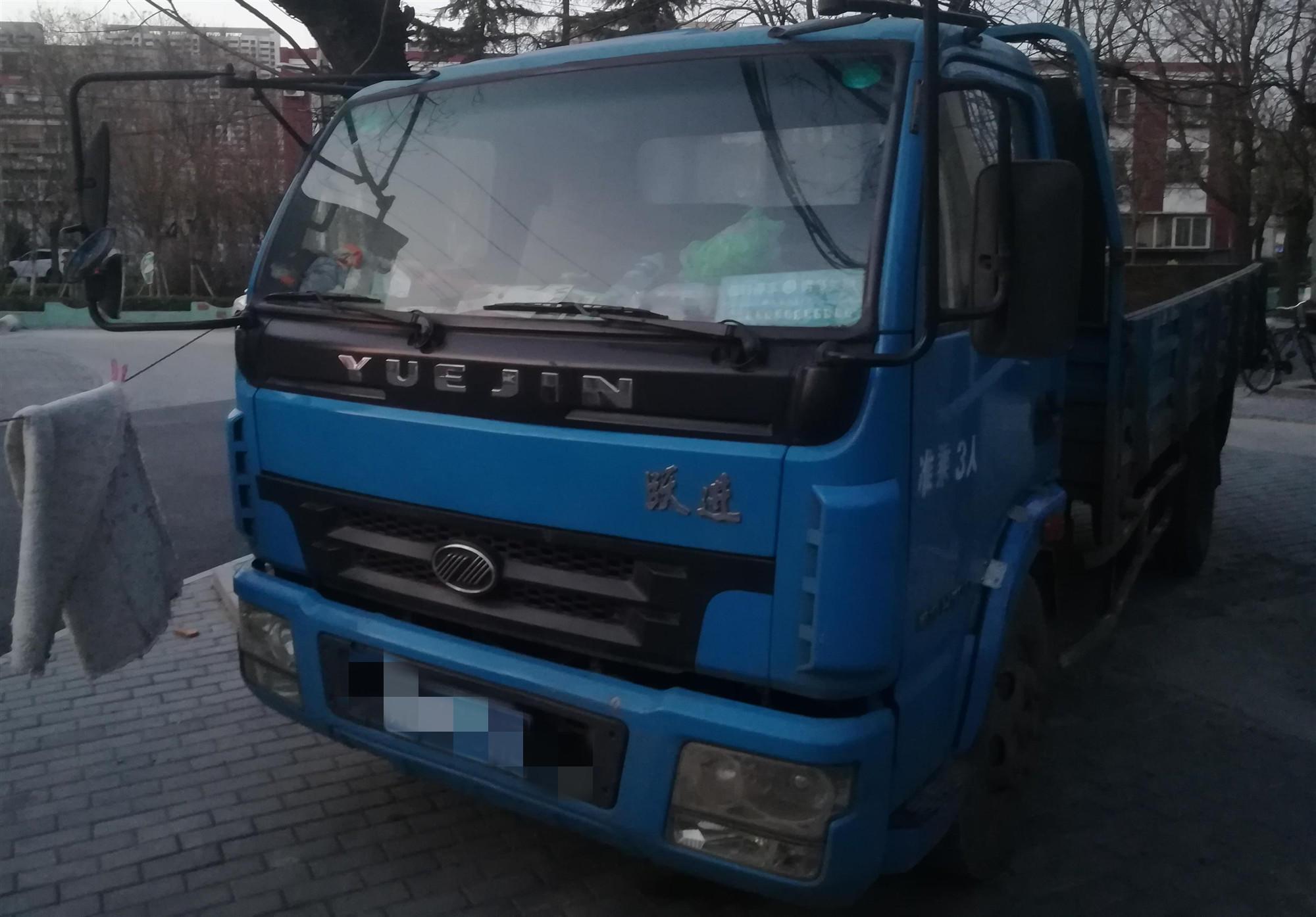南京依維柯帥虎 載貨車  130匹 2013年09月 4x2