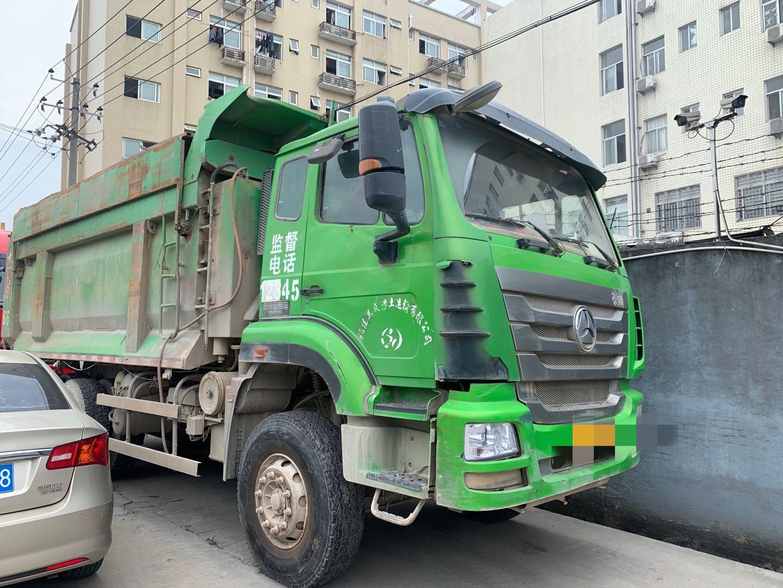 中國重汽其他車系 自卸車  340匹 2017年05月 6x4