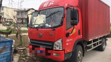 青島解放 載貨車  160匹 2018年03月 4x2