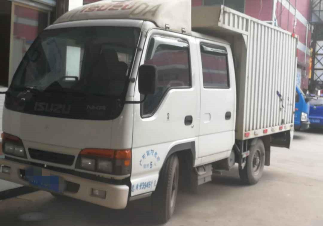 五十鈴其他車系 載貨車  120匹 2012年02月 4x2