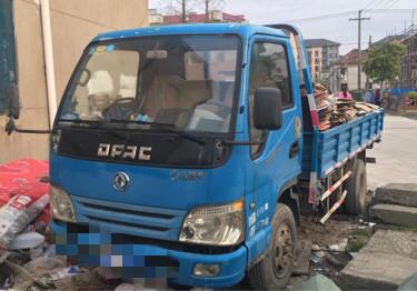東風其他車系 其他車型  2012年12月 4x2