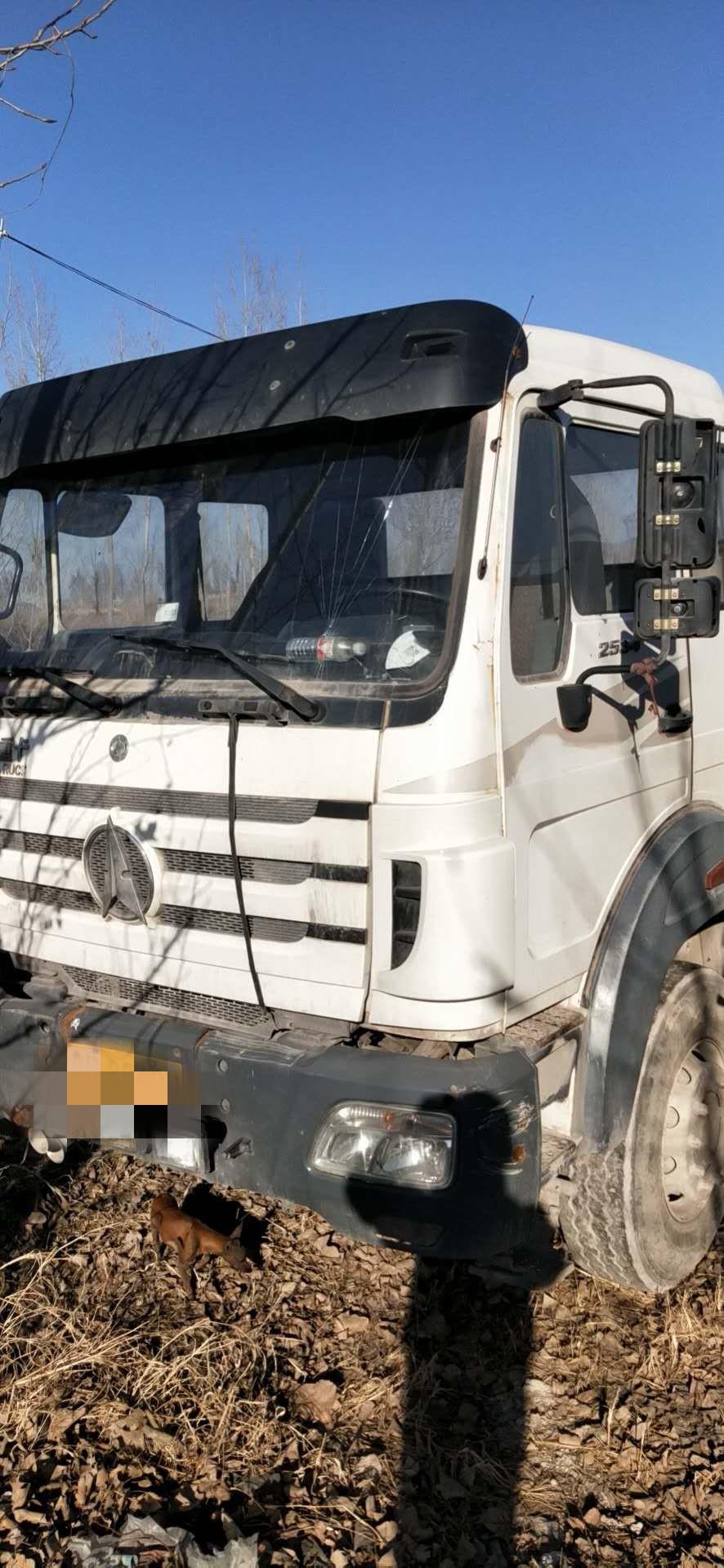奔馳其他車系 牽引車  340匹 2012年01月 6x4