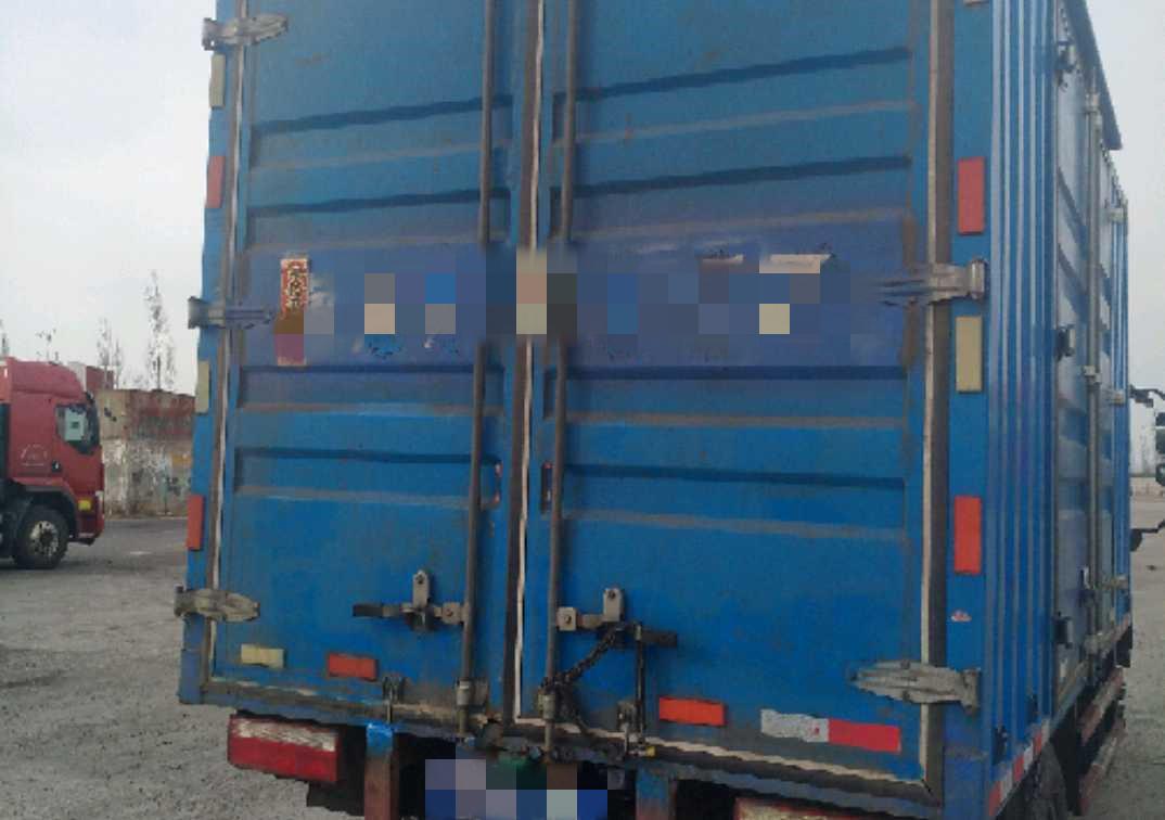 一汽解放其他车系 载货车  120匹 2016年06月 4x2