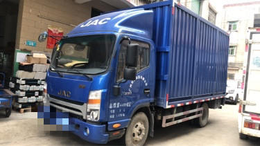 江淮其他車系 載貨車  130匹 2017年11月 4x2