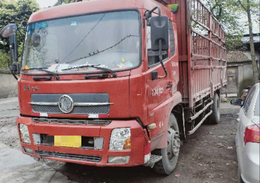 東風天錦 載貨車  180匹 2011年11月 6x2
