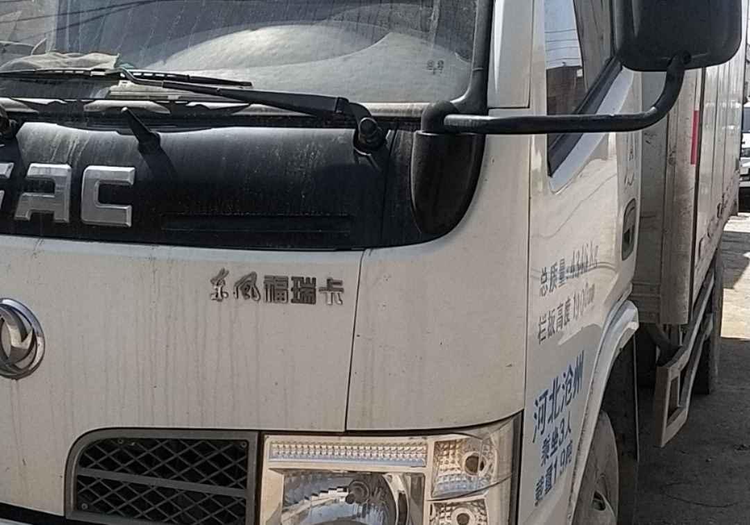 东风其他车系 载货车  95匹 2012年11月 4x2