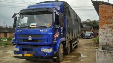 東風乘龍 載貨車  220匹 2016年12月 6x2