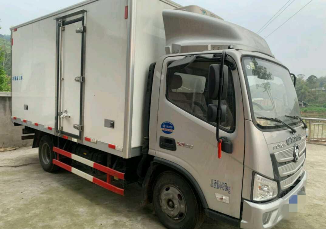 福田歐曼其他車系 冷藏車  132匹 2019年07月 4x2