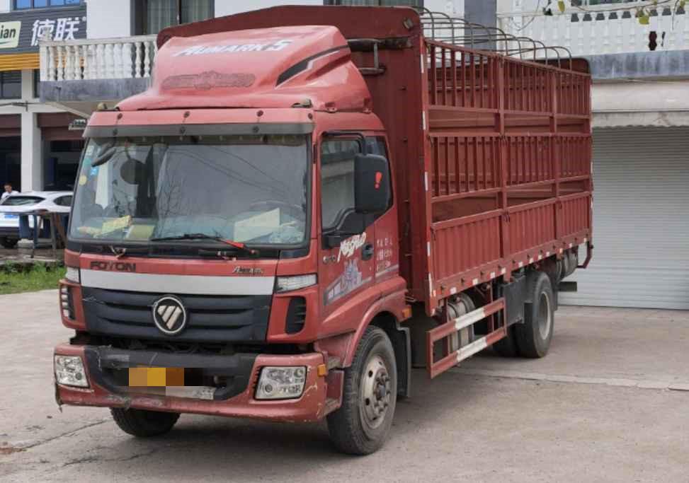 福田歐曼其他車系 載貨車  170匹 2015年03月 4x2