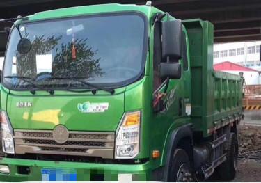 唐駿汽車唐駿K7 自卸車  150匹 2018年08月 4x2