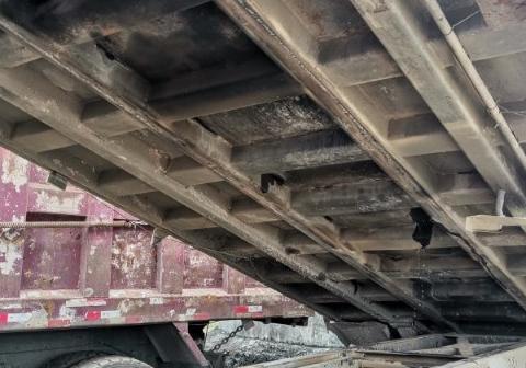 重汽斯太爾斯太爾 自卸車  336匹 2011年08月 8x4